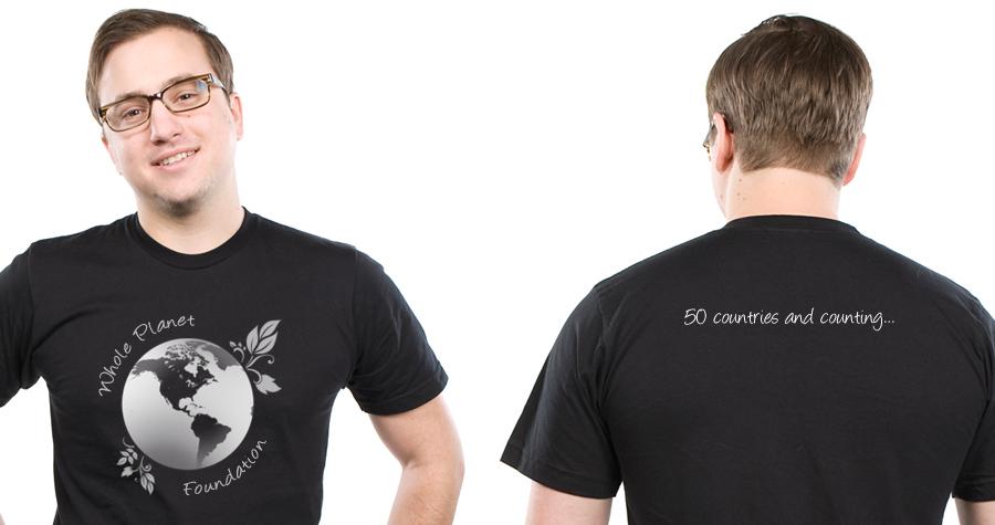 Threadless tshirt design