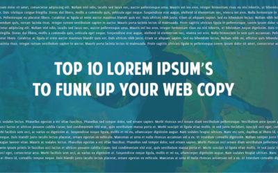 Top 10 Lorem Ipsum Generators
